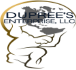 Duprees Enterprise Logo. DuPree's Rottweilers, puppies, dogs